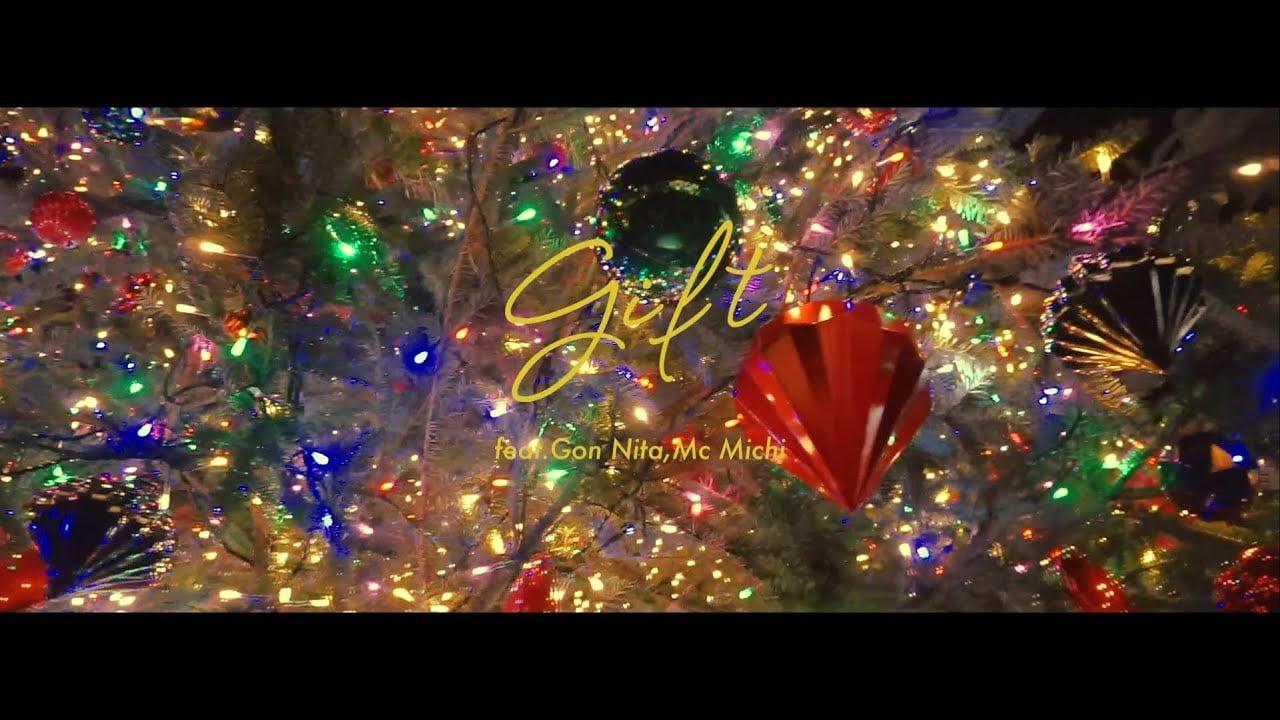 Hina089「 Gift feat.ゴン仁田,MCミチ」